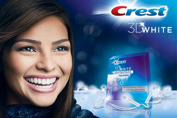 P&G's Whitestrips: popular in the US