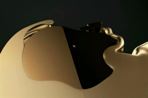 Liquid metal and Goldfrapp unite to promote Apple's iPhone 5S
