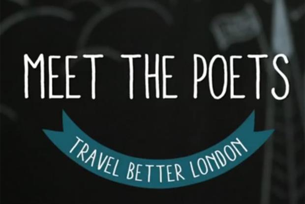 TfL: using poetry to combat travellers' bad habits