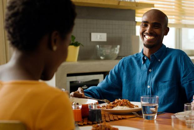 Quorn: Mo Farah stars in campaign to promote brand as a source of healthy protein