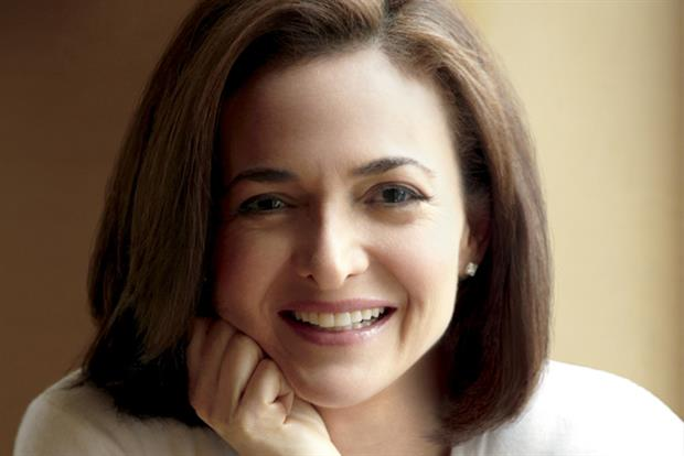 Facebook CEO Sheryl Sandberg: advocating transparency