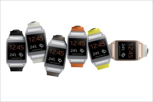 Samsung Galaxy Gear: smartwatch device could herald innovations from marketers
