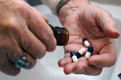 As many as 900,000 people over 50 now take four or more drugs each day, the Audit Scotland report found