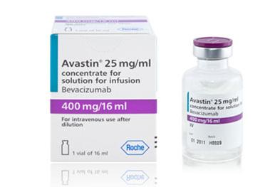 Avastin Avastin licensed for o...