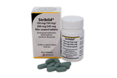 Monitoring of patients receiving Stribild therapy should include creatinine clearance, serum phosphate, urine glucose and urine protein.