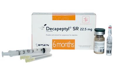 Decapeptyl 11 25mg Clomid