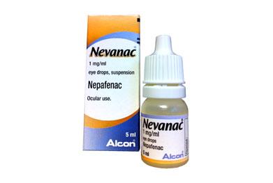 Nevanac licensed for d...