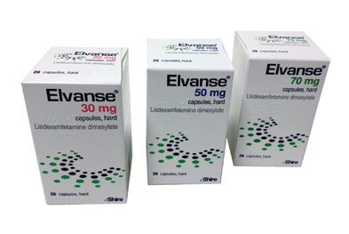 Elvanse (lisdexamfetamine dimesylate) provides an alternative once-daily treatment option for patients with ADHD who have not adequately responded to methylphenidate.