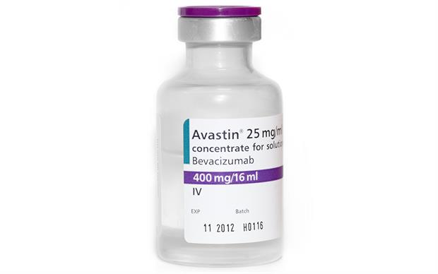 Avastin (bevacizumab) is also indicated for the treatment of bowel, ovarian and breast cancers. | SCIENCE PHOTO LIBRARY