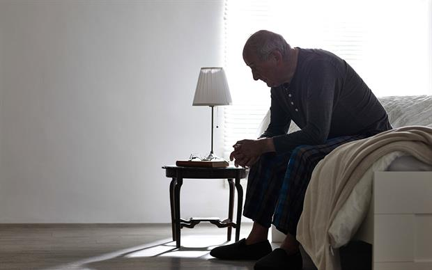 Nocturia, and the associated loss of sleep, has been linked with increased morbidity and mortality, decreased quality of life, and an increased risk of falls and fractures. | iStock