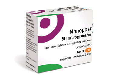 Monopost is available as a pack of 30 single-dose containers which do not require refrigeration.