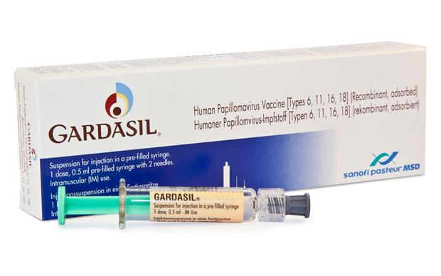 Gardasil should be administered by intramuscular injection, preferably into the deltoid area of the upper arm of the higher anterolateral area of the thigh