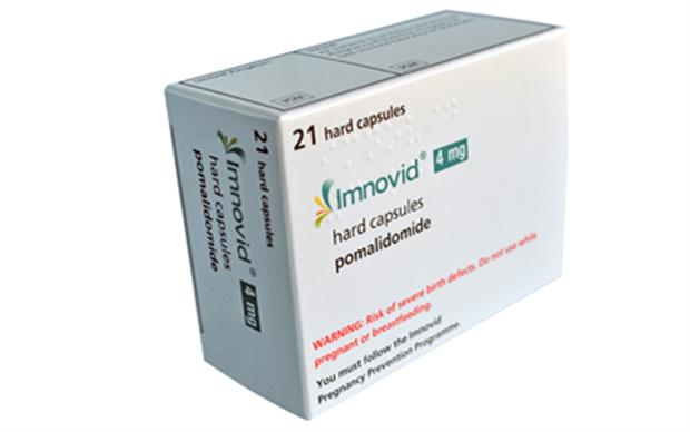 The safety review of Imnovid (pomalidomide) was based on data from clinical trials, reports from clinical practice and published case reports.