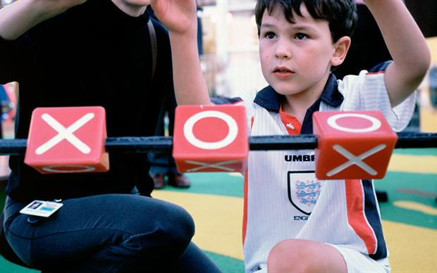 Supervised play with equipment such as that shown may aid the diagnosis of ADHD. | SCIENCE PHOTO LIBRARY