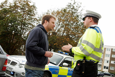 A roadside test may be used to detect if a driver has any of the specified drugs in their body.    SCIENCE PHOTO LIBRARY