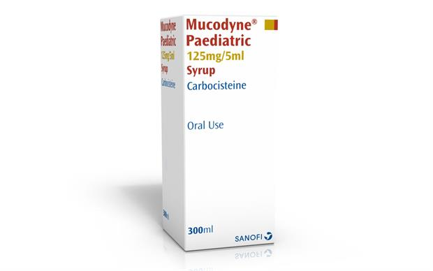 Carbocisteine is a mucolytic agent for the adjunctive therapy of respiratory tract disorders characterised by excessive or viscous mucus.