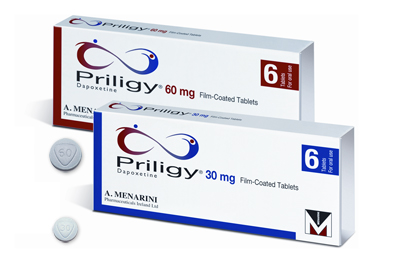 Priligy (dapoxetine) was previously available only on private prescription for the treatment of premature ejaculation