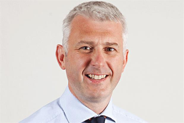 Jon Woods:Coke GB and Ireland general manager and ISBA president