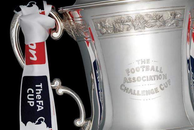FA Cup: Budweiser set to succeed E.ON as headline sponsor