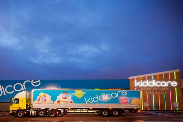 Kiddicare: opens in Nottingham