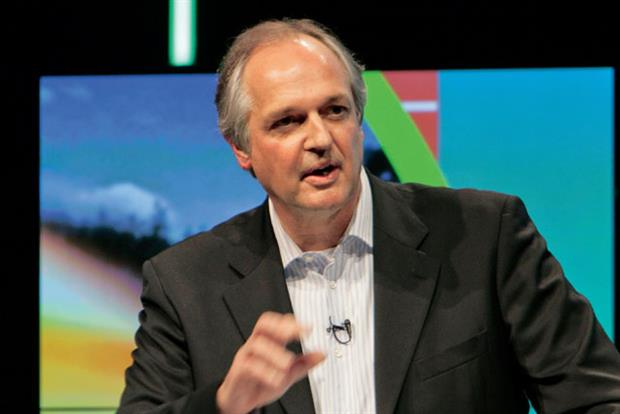 Unilever: chief executive Paul Polman calling for marketing 'foresight'