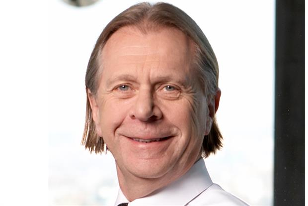 Steven Sharp, M&S executive director of marketing