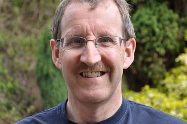 Dr Mike Addison: a former Procter & Gamble UK research and development head