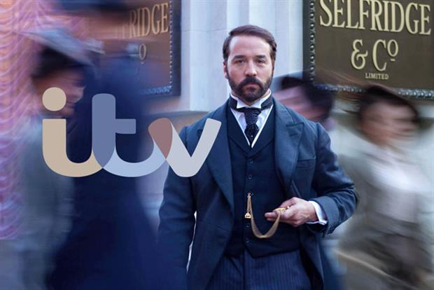 ITV: channel identity created by in-house team