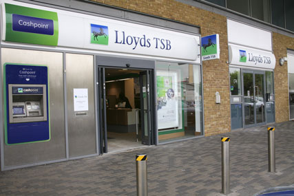 Lloyds TSB: branches set for rebrand