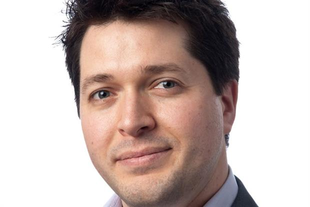 Simon Michaelides: joining UKTV as lead marketer