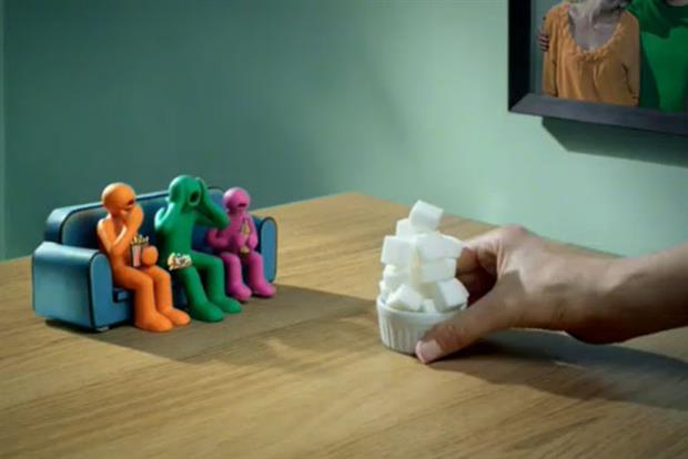 Change4Life: latest ad created by M&C Saatchi