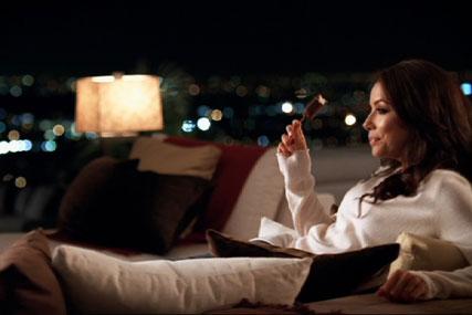 Magnum: Eva Longoria  ice-cream ad