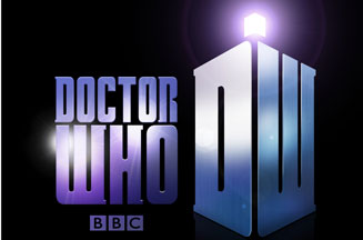 New Doctor Who logo