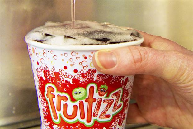 McDonald's: rolls out 'Frutizz' drink