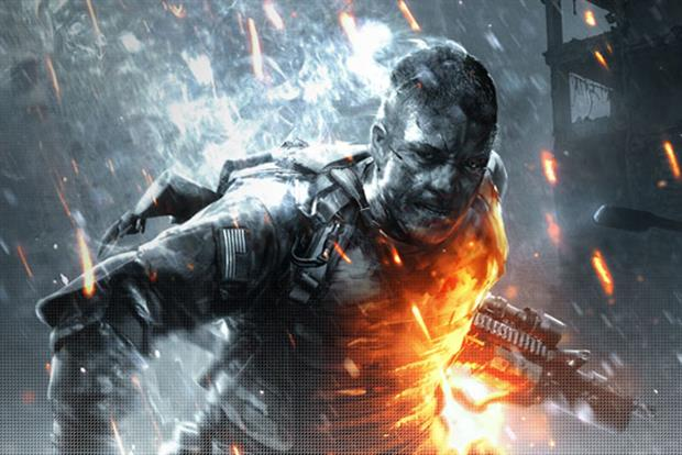 Battlefield 3: first-person shooter game by Electronic Arts
