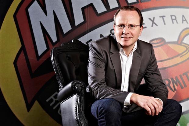 Jon Goldstone, vice-president for brand-building, food and ice cream, Unilever