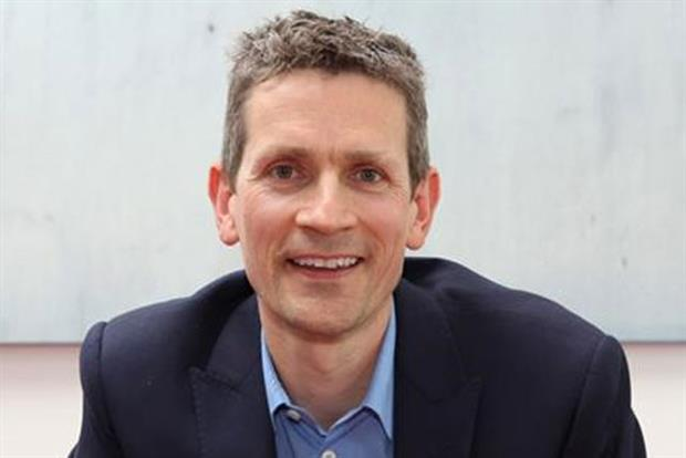 Bruce Daisley: UK sales director at Twitter