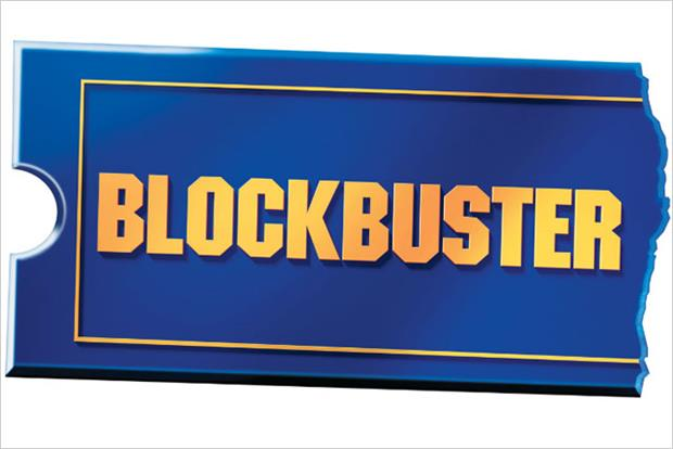 Blockbuster: goes into administration