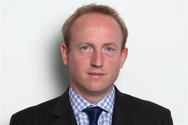 Matt Luscombe, senior vice-president, sales and marketing Europe, InterContinental Hotels Group