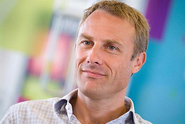 Rick Vlemmiks: chief marketing officer to leave Direct Line after five months