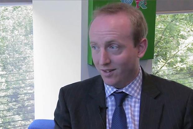 Matt Luscombe: senior vice president of sales and marketing, IHG