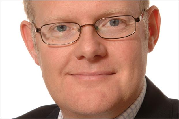 Simon Calver: joins Mothercare