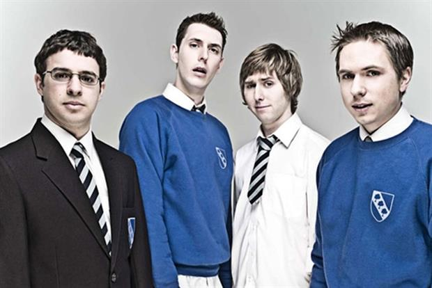 The Inbetweeners: offered as part of the C4/LoveFilm partnership