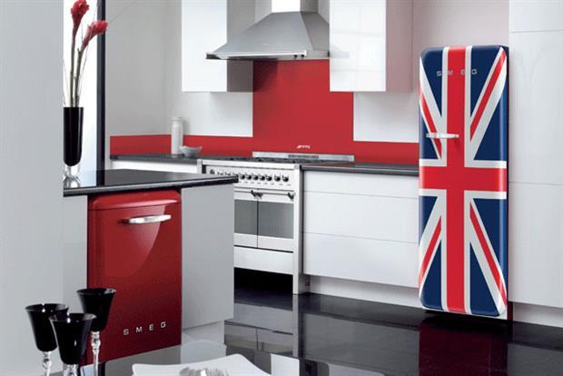 Champions of design smeg marketing magazine for Smeg kitchen designs
