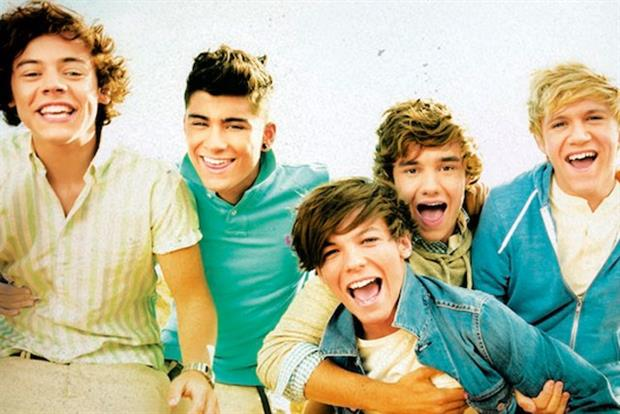 One Direction: signs deal with Pepsi
