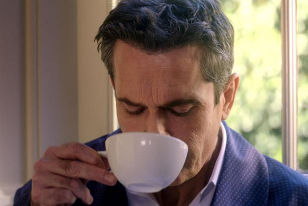 Rupert Everett: actor stars in latest Kenco Millicano TV ad