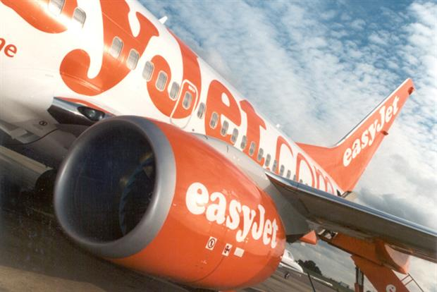 EasyJet: £50m brand campaign starting to pay dividends says budget carrier