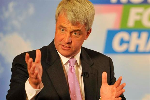 Andrew Lansley: UK Health secretary