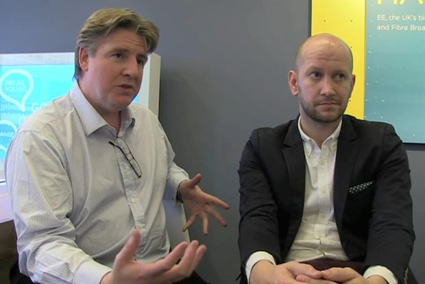 Steven Day and Chris Moody: EE talks to Brand Republic