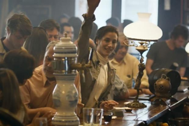 British Airways: latest campaign promotes airline's holiday packages